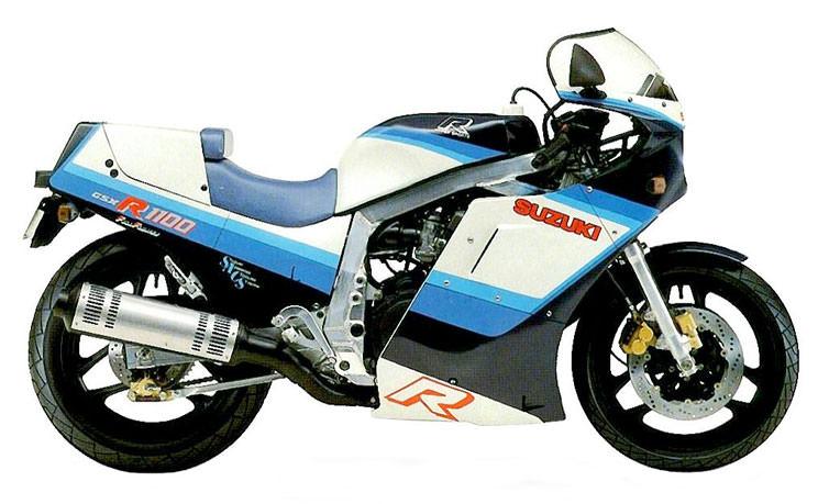 gsx-r1100 1986